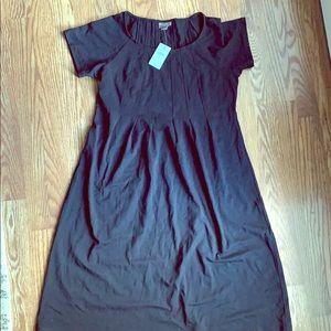 J.Jill black dress NWT size small